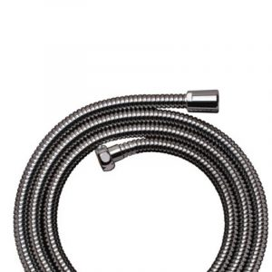 Hansgrohe Scuffle metal shower hose for 4-hole rim mounted tile mounted Bath Shower Mixers – Chrome