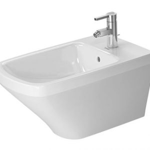 Duravit DuraStyle Wall Mounted Bidet With Overflow -370mm Wide – 1TH – White