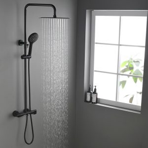 Thermostatic Showers Exposed