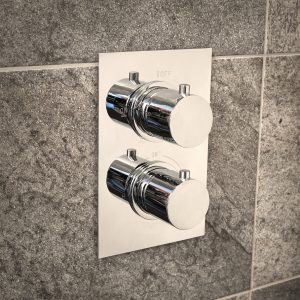 Thermostatic Valve Built In With 1 Outlet