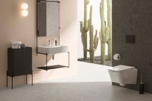 Aesthetic and Comfortable Designs From VitrA Bathrooms