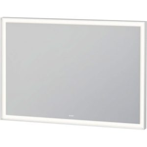 Duravit L-Cube Mirror With LED Lighting – 700mm x 1000mm